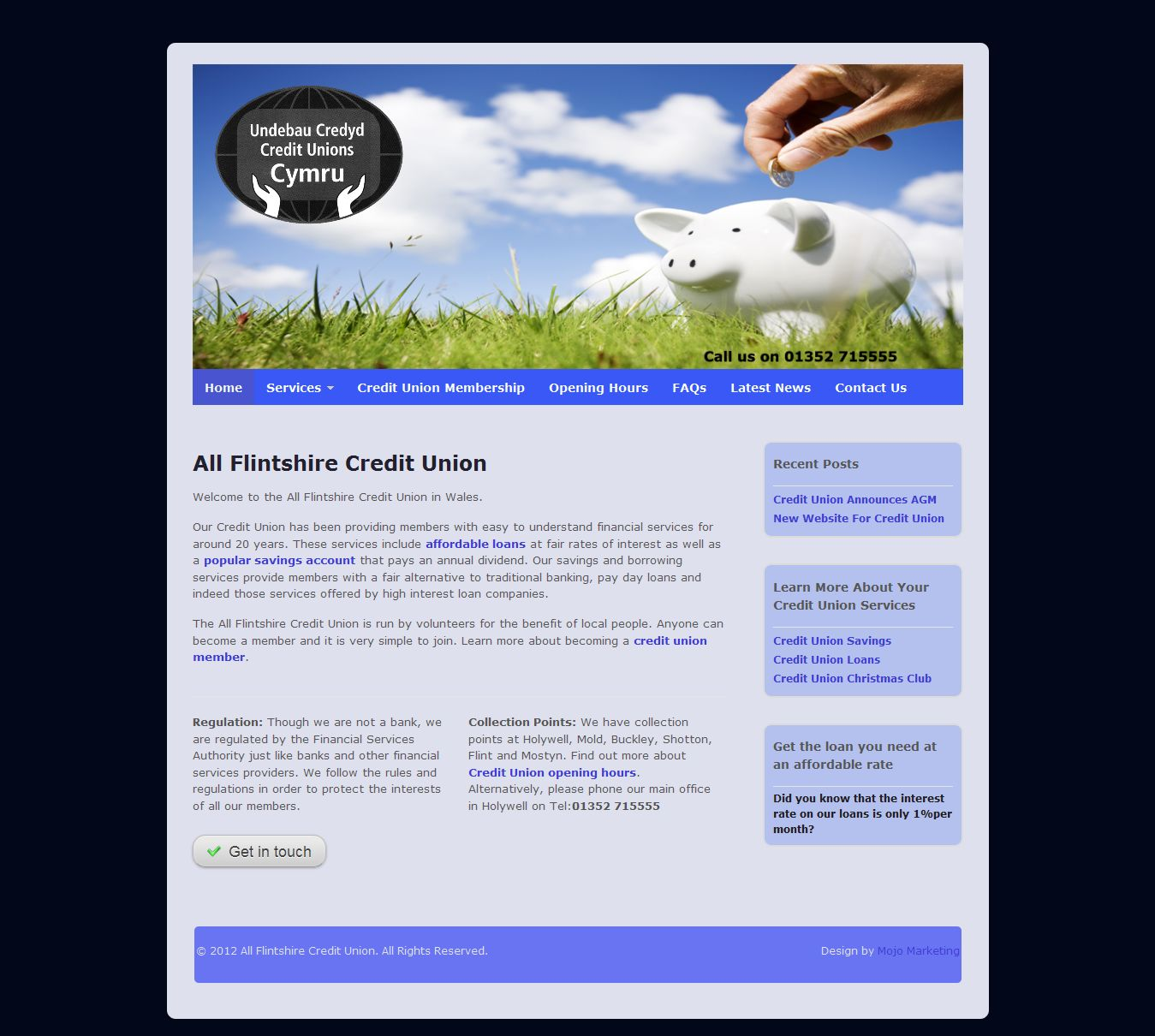 All-Flintshire-Credit-Union-Website